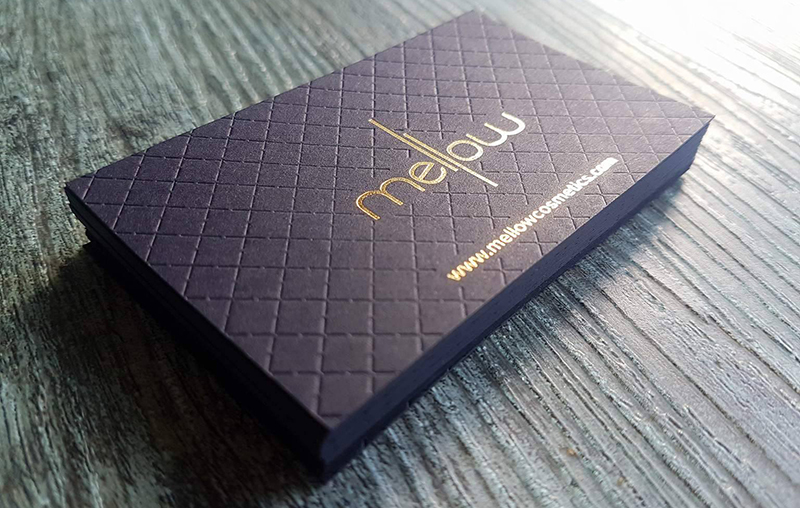 Luxury print finishes for premium business cards invitations and it is a beautiful finish and offers a subtle addition to any business card design it gives a tactile textured finish that adds another dimension to your reheart Choice Image