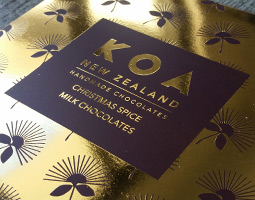 packaging labels foil auckland