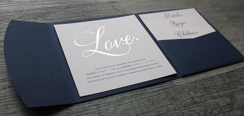 foil printed wedding invitations new zealand silver gold With wedding invitations printing nz