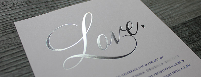 silver foil printing auckland